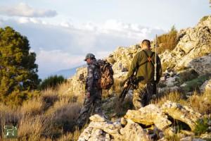 Spain hunting