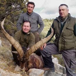 Spanish Ibex: Beceite