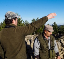 Hunting Spanish guides and outfitter