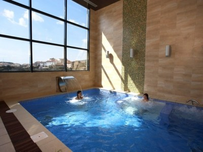Hotel with Spa while hunting the Spanish Ibex