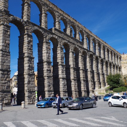 Roman heritage in Spain