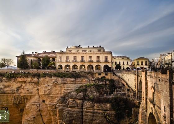 City of Ronda, Spain