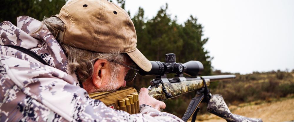 Hunting the Spanish Ibex