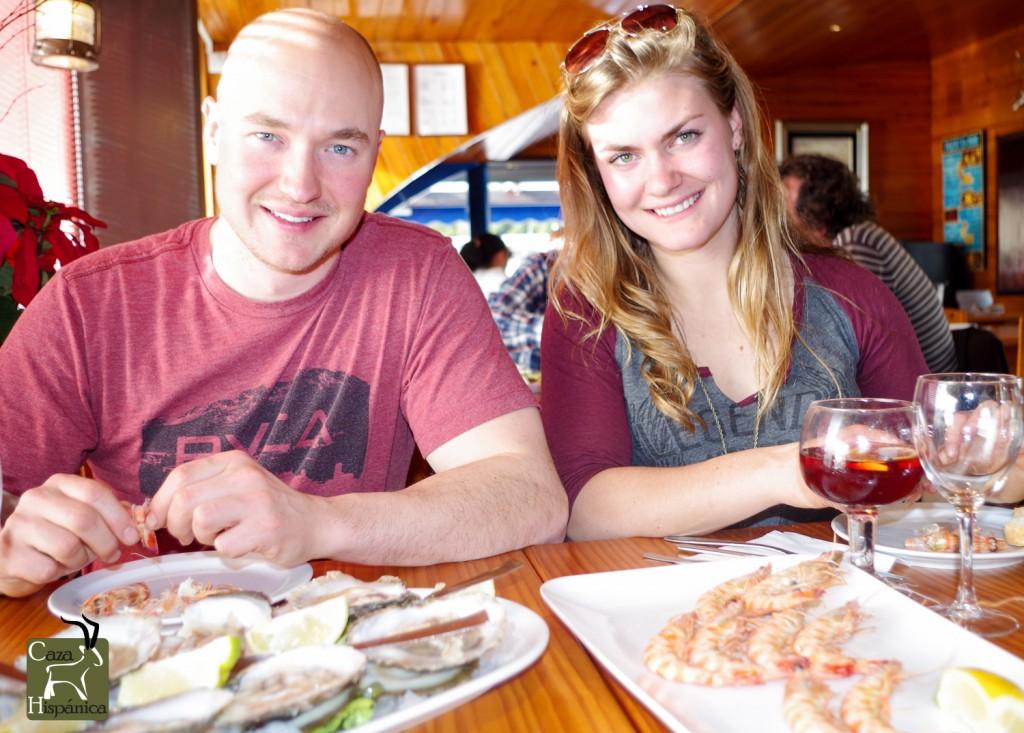 Kyle and Heidi, Tourism-125