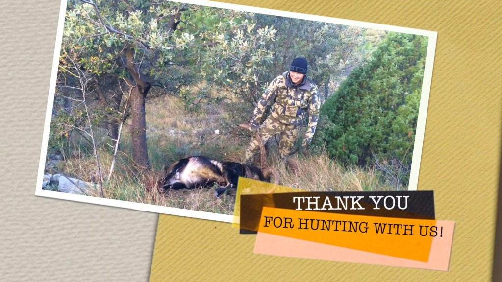 Hunting in Spain Video, Caza Hispanica