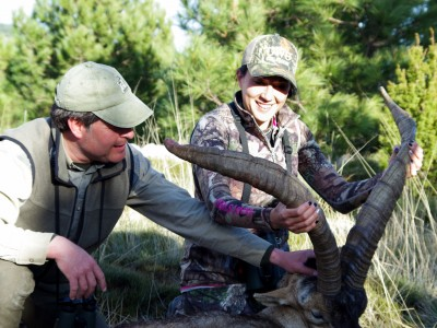 Spanish hunts packages