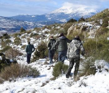 Spain hunting trip