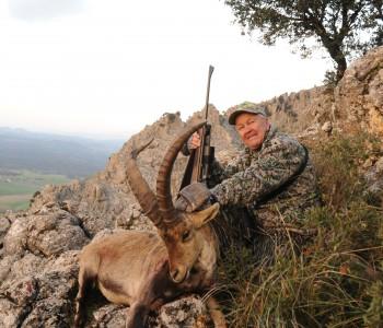 Ronda Ibex Spain hunt