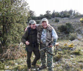Beceite Ibex and Roe deer hunt