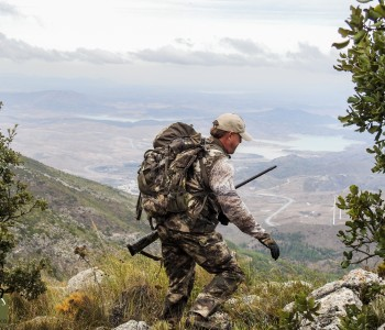 Ronda Ibex hunting area