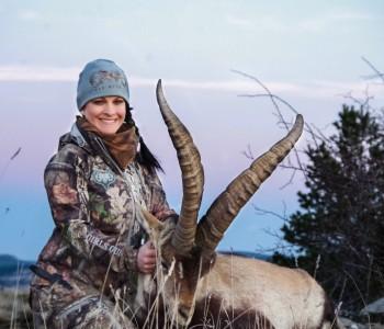 Jen O'Hara, Beceite Ibex